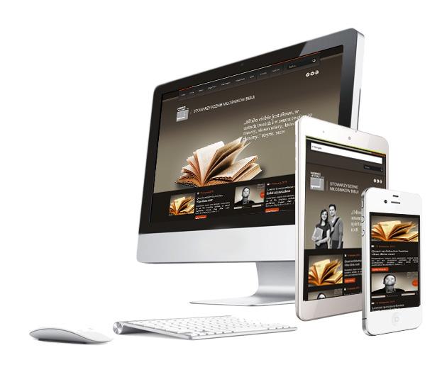 Strony www GrupaPNS