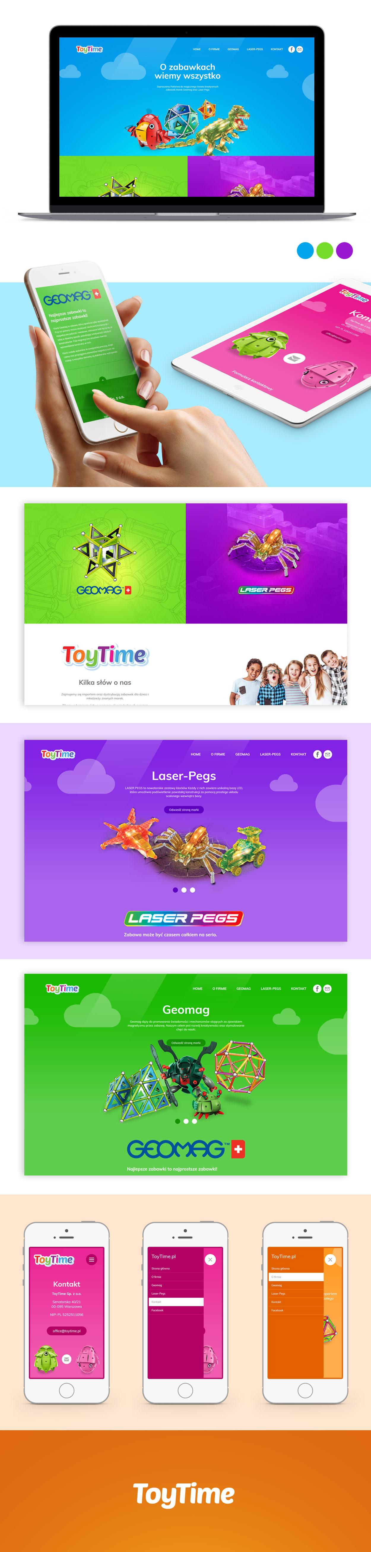 projekt-strony-www-zabawki