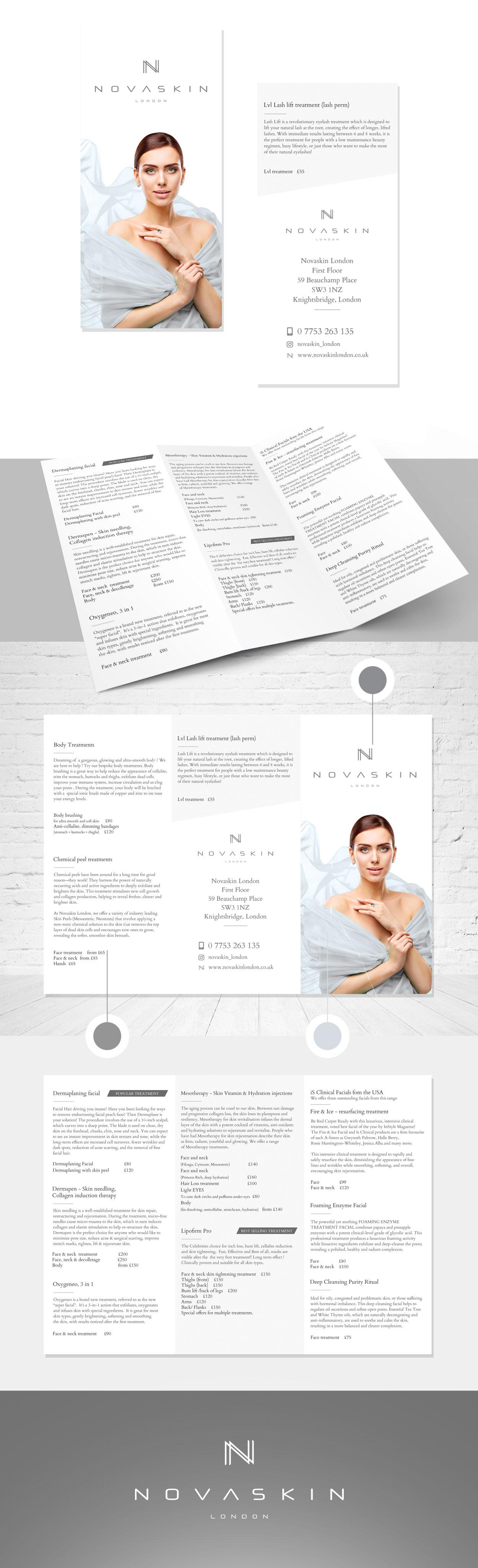 projekt-ulotki-skladanej-salon-kosmetyczny-nova-skin