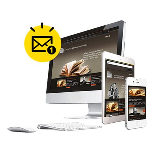 Opieka nad stroną www