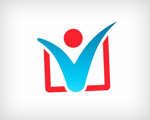 perfekton24 logo min - Projekty graficzne - logo dla firmy Perfecton24