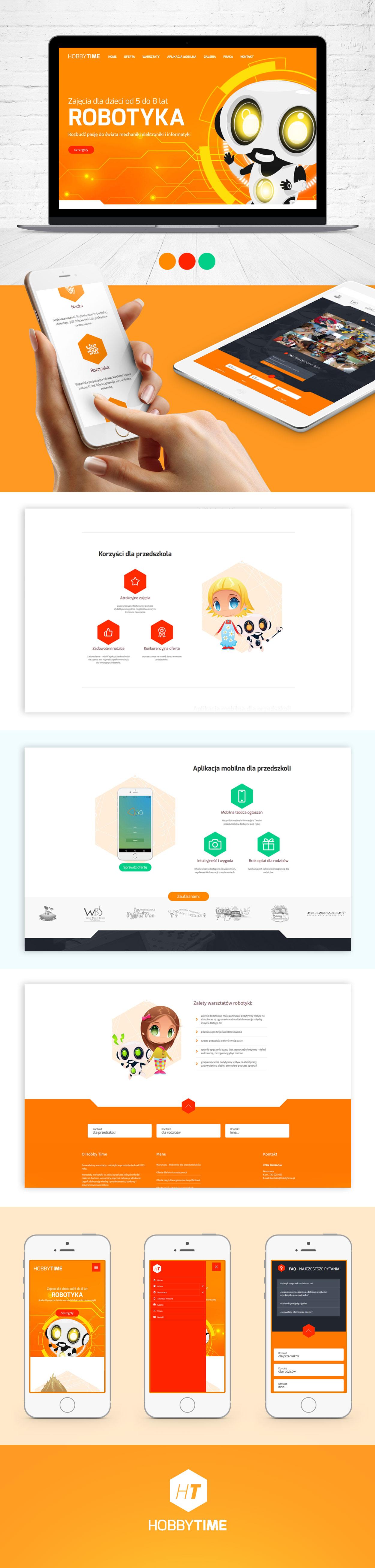 projektowanie-stron-www-warsztaty-dla-dzieci-hobbytime