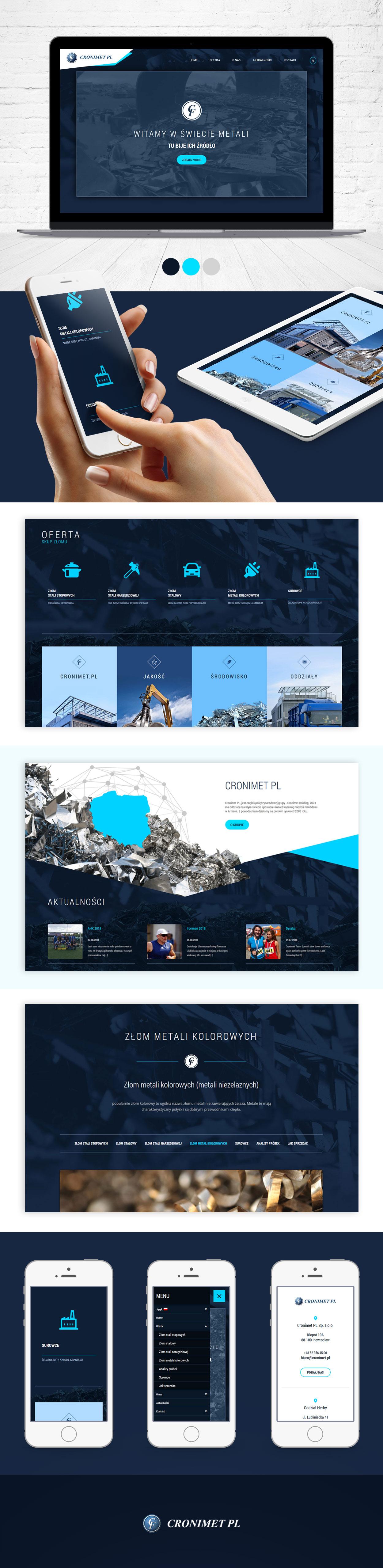 strona-internetowa-dla-firmy-cronimet