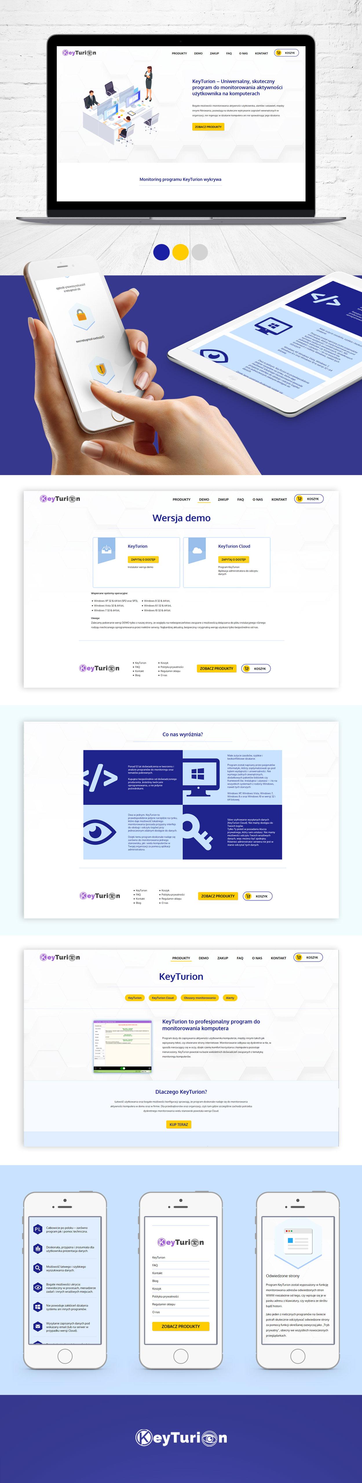 projekt-strony-www-aplikacji-keyturion