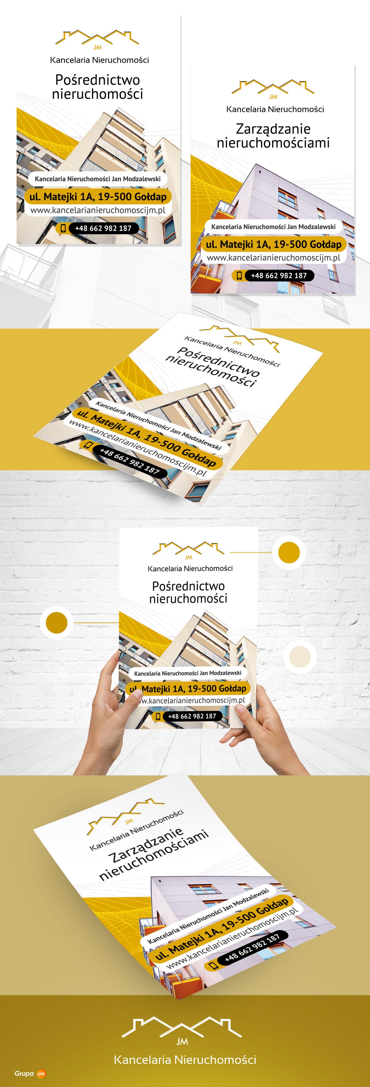 projekt-ulotki-reklamowej-dla-biura-nieruchomosci-kancelaria
