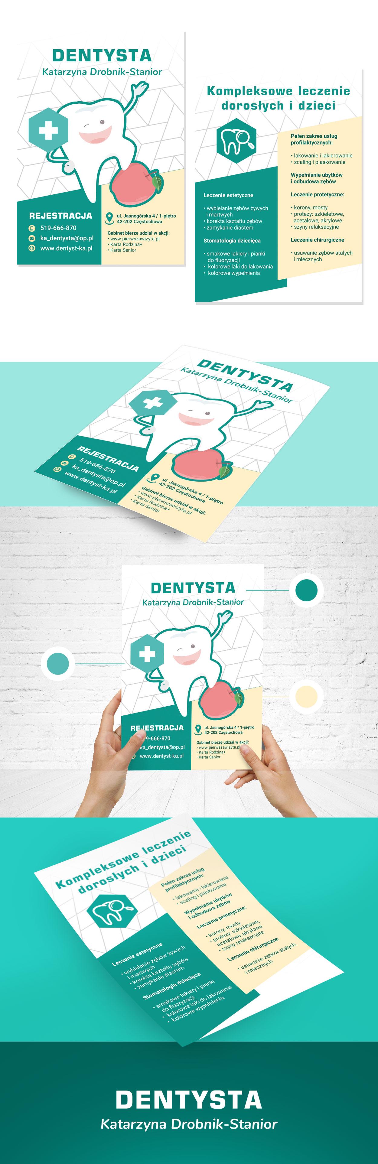projekt-ulotki-reklamowej-dla-dentysty