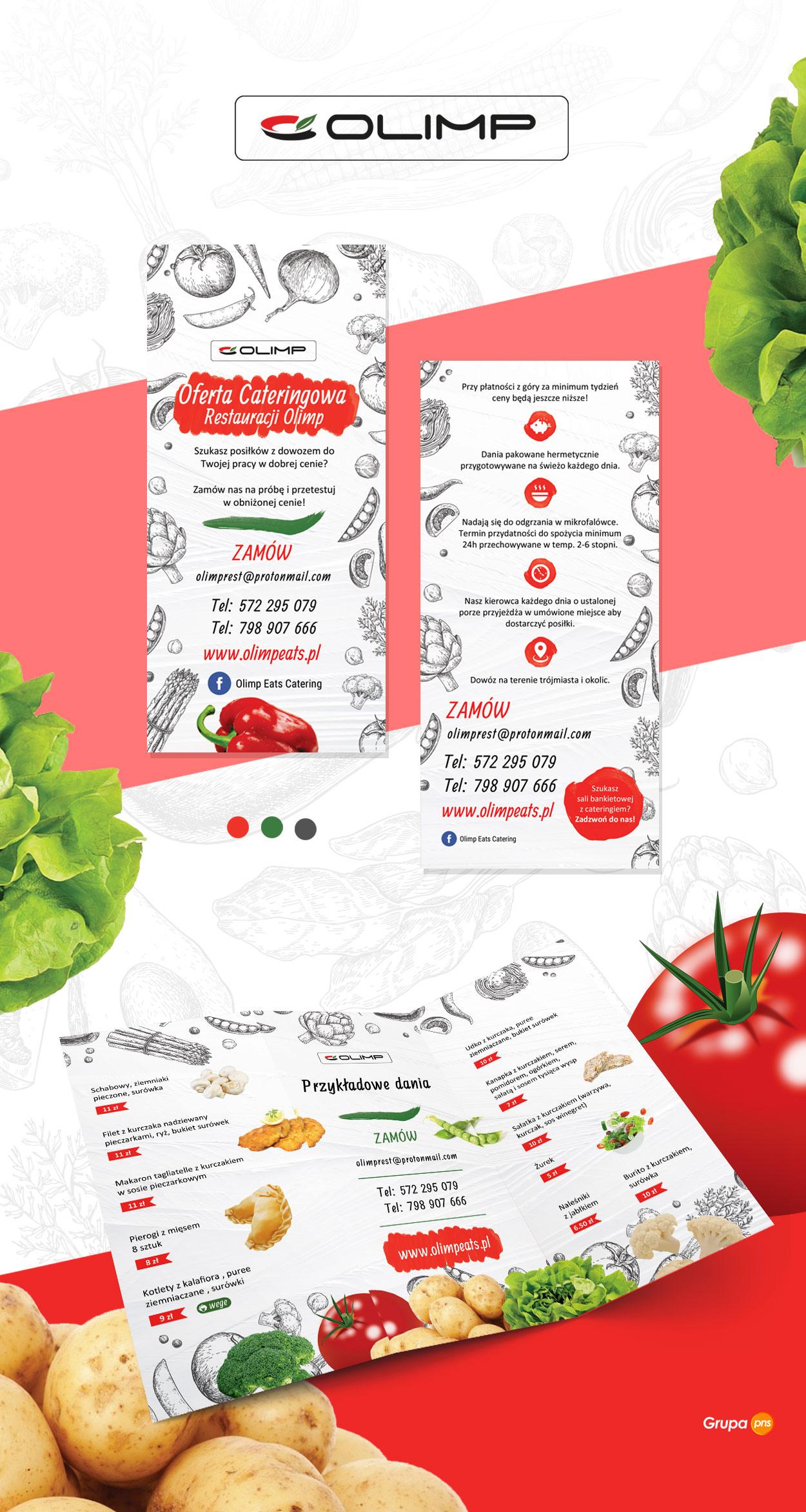 ulotka-menu-dla-restauracji-projekt-olimp