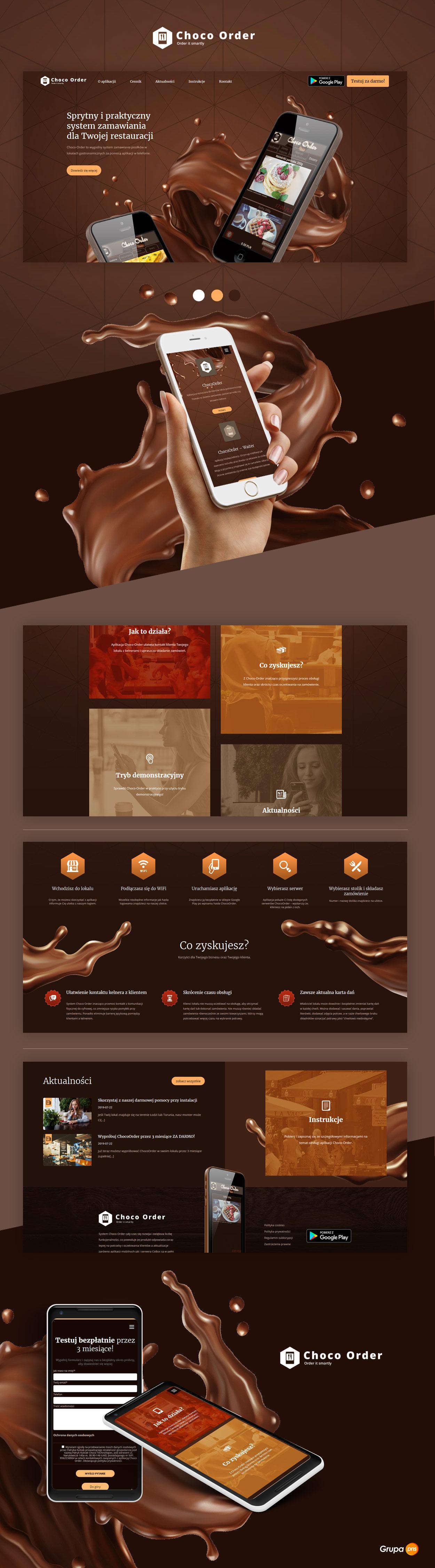 projekt-strony-www-aplikacja-choco-order-dla-restauracji