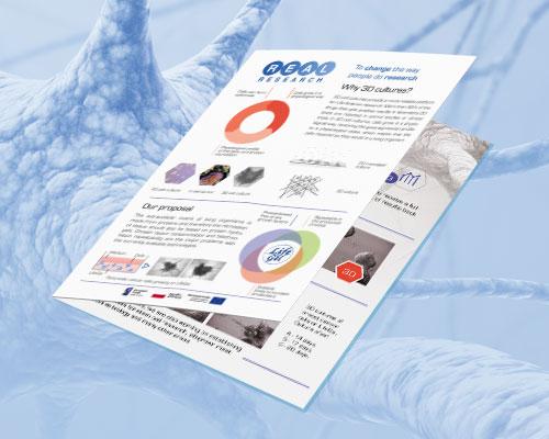 projekt ulotki reklamowej branza medyczna real reasarch min - Projekt ulotki informacyjnej dla branży medycznej - Real Research