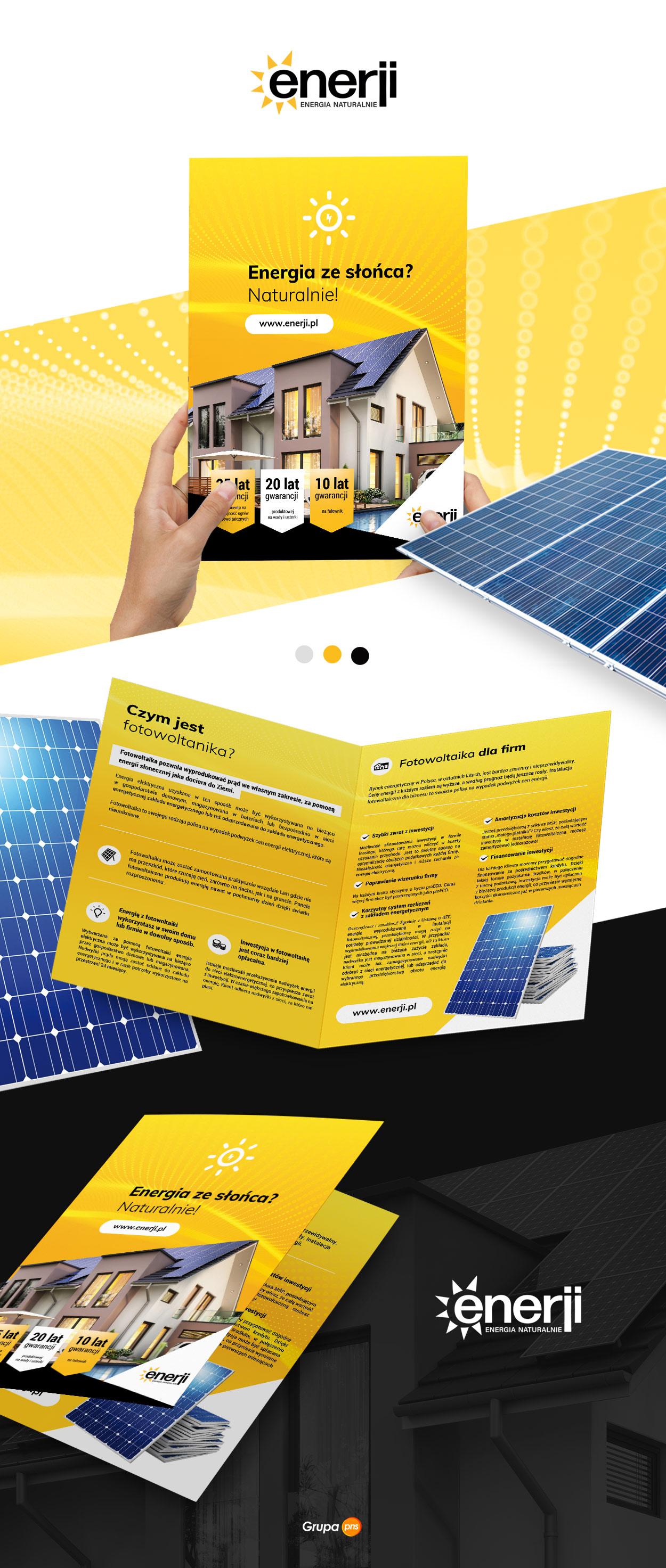 projekt-graficzny-ulotka-fotowoltalika-enerji