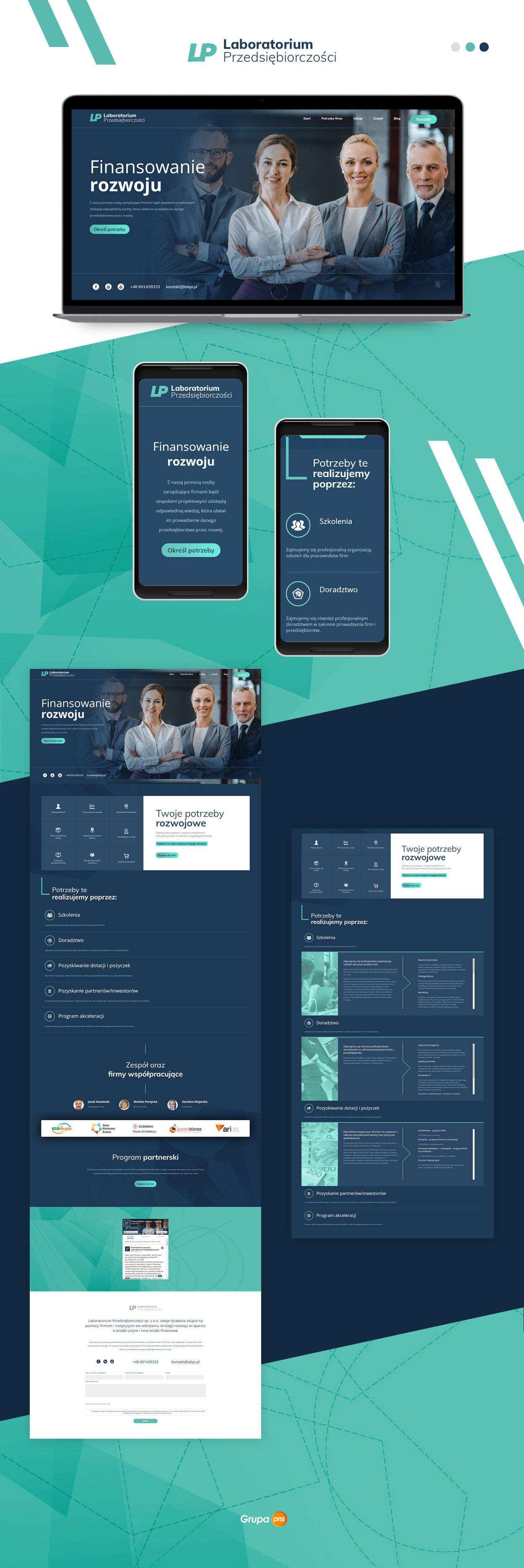 projektowanie-strona-internetowa-dla-firmy-finansowej-labpi