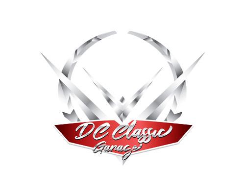 projekt-logo-dla-firmy-samochodowej-dc-classic-cars-min