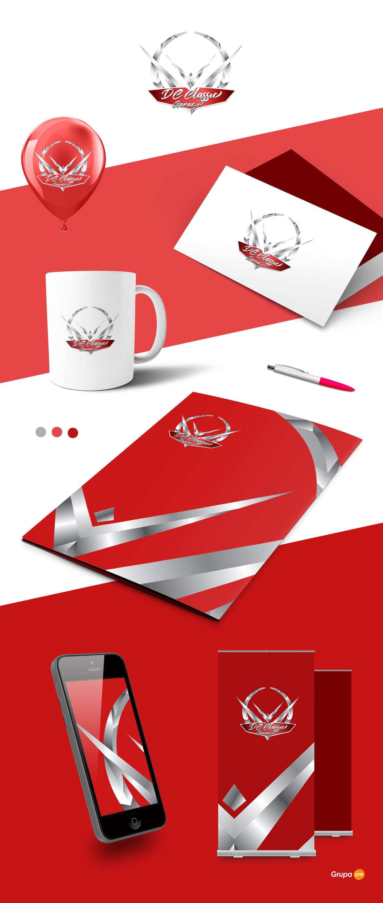 projekt-logo-dla-firmy-samochodowej-dc-classic-cars