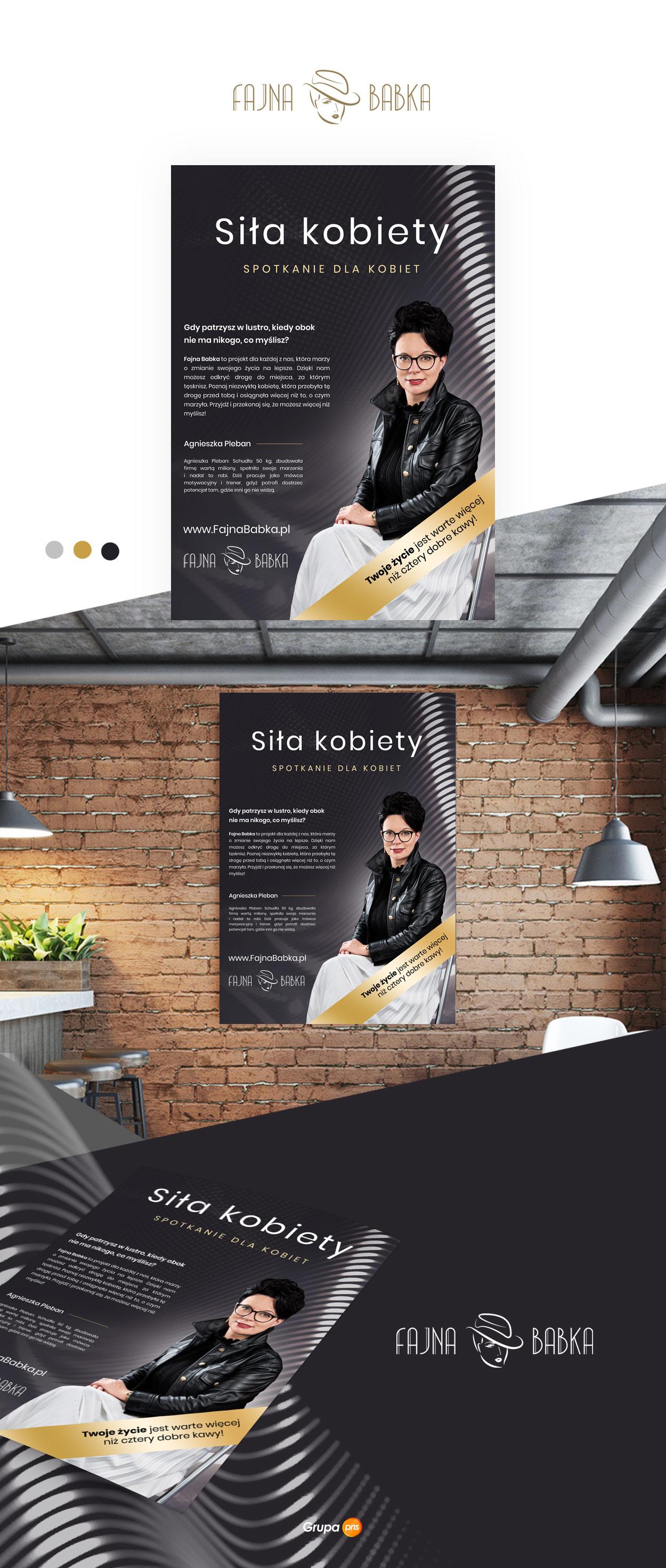 projekt-plakatu-reklamowego-fajna-babka
