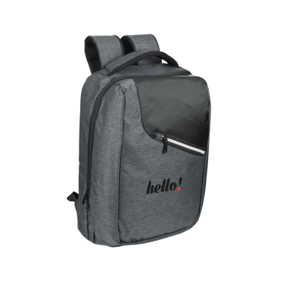 Plecak na laptop z logo