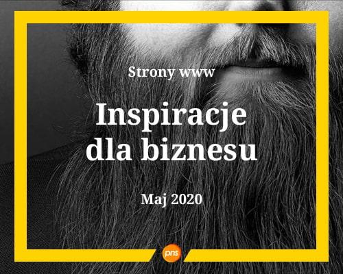 projektowanie stron www inspiracje dla biznesu maj 2020 min - Projektowanie stron www – inspiracje dla biznesu. Maj 2020.