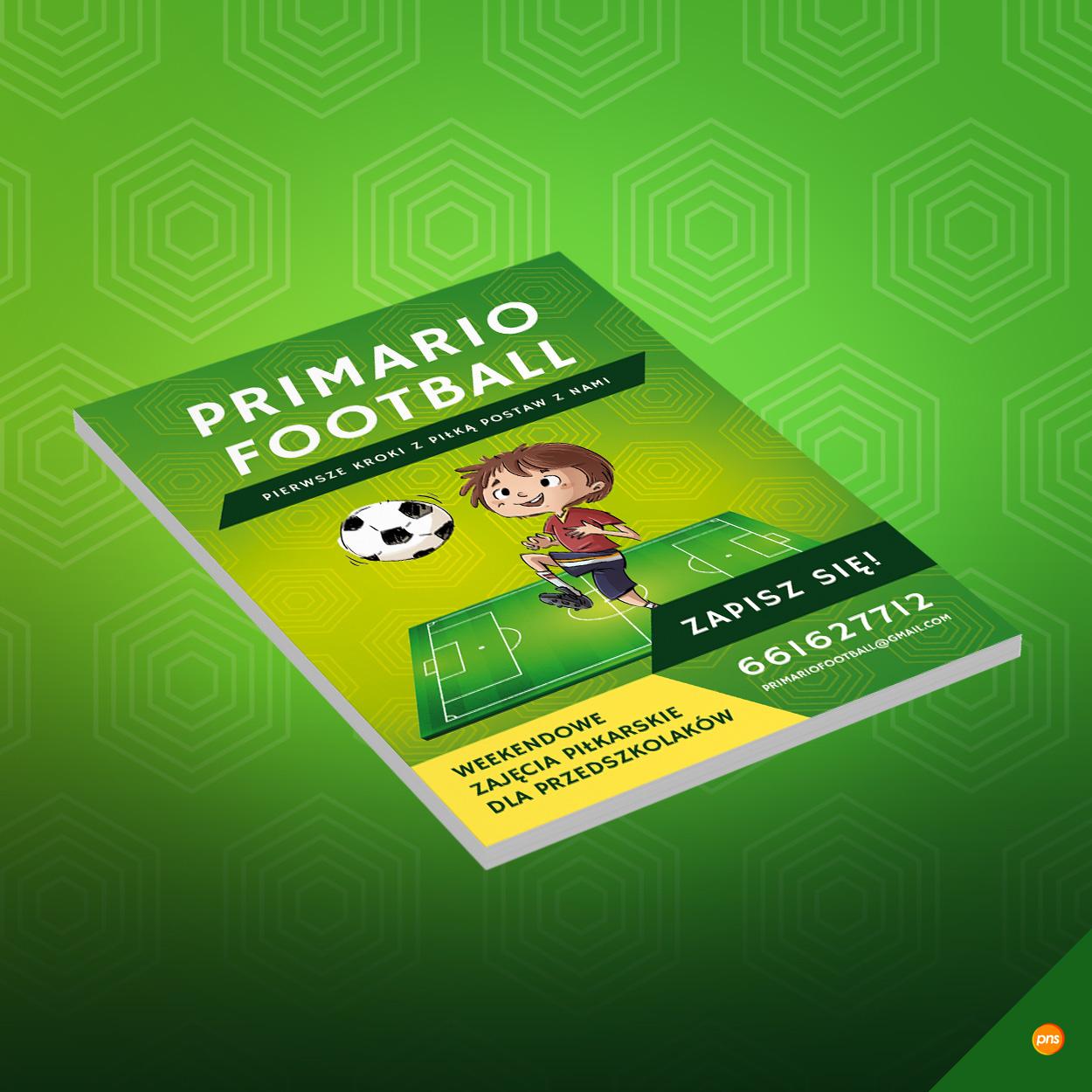 ulotka-zajecia-pilkarskie-dla-dzieci-primaro-football