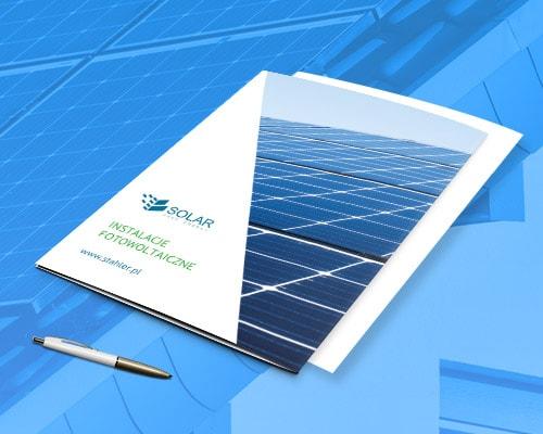 projekt graficzny teczki na dokumenty fotowoltaika solar energy min - Projekt graficzny teczki na dokumenty - fotowoltaika Solar